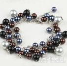 Wholesale Acrylic pearl bracelet
