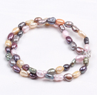 7.3 inches Persian agate bracelet with extendable chain