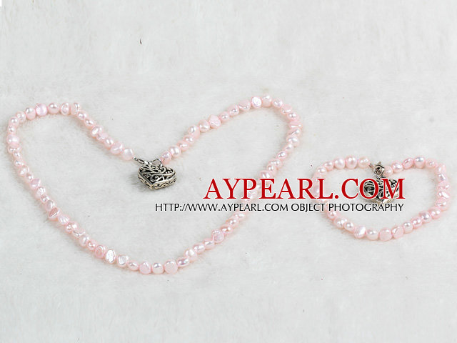 Special Design Popular Branch Shape Orange Coral Jewelry Set (Necklace, Bracelet And Earrings)