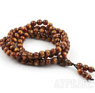Goldec Color Sponge Coral Rosary / Prayer Bracelet ( Can Also Be Necklace Total 108 Beads )