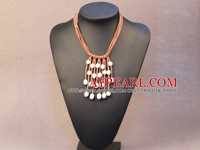 Classic Design Big Rhombus Shape Crystallized Agate Chunky Necklace
