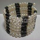 pärla magnet armband
