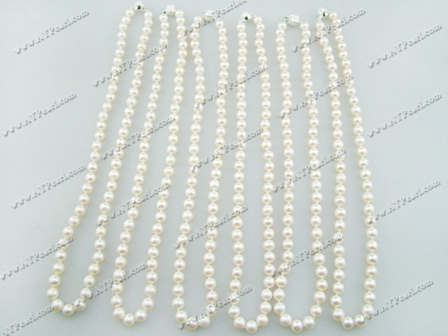 Wholesale Jewelry- wholesale pearl necklace