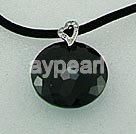 Wholesale crystal pendant necklace