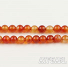 natural agate beads,6mm round ,sold per 15.75-inch strand