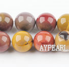 yellow opal beads,14mm round,Sold per 15.75-inch strands