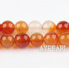naturalagate beads,10mm round ,sold per 15.75-inch strand