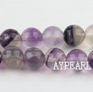 rainbow fluorite beads,10mm round, sold per 15.75-inch strand