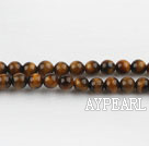 tigereye beads,4mm round,sold per 15.75-inch strand