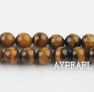 tigereye beads,8mm round,sold per 15.75-inch strand