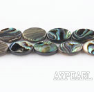 paua shell beads,8*12mm egg,Sold per 15.75-inch strands
