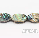 paua shell beads,13*18mm egg,Sold per 15.75-inch strands