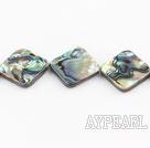 paua shell beads,16mm diagonal,Sold per 15.75-inch strands