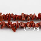 red gem chips,3*7mm,sold per 35.43-inch strand
