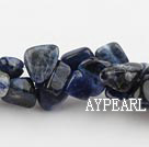 Sodalite beads,6*10mm,top drilled ,sold per 15.75-inch strand