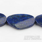 Lapis Gemstone Beads, 5*17*30mm heterotypic,Sold per 15.75-inch strands