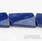 Lapis Gemstone Beads, 5*15*28mm heterotypic,Sold per 15.75-inch strands