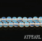 opal stone beads,6mm round, sold per 15.35inches strand