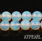 opal stone beads,12mm round, sold per 15.35inches strand