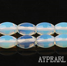 opal stone beads,10*14mm rice, sold per 15.35inches strand