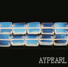 opal gemstone beads,5*10mm square,sold per 15.35inches strand