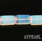 opal gemstone beads,5*13*18mm rectangle,sold per 15.35inches strand