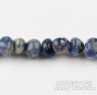 Sodalite stone beads,9*12mm,sold per 15.75-inch strand