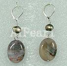 Wholesale gem earring