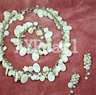 Wholesale pearl shell set