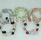 Wholesale shell bead bracelet