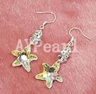 Wholesale Austrian crystal earring