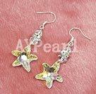 Wholesale Austrian crystal earring