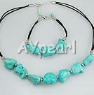 Wholesale turquoise set
