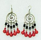 Wholesale earring-coral earring