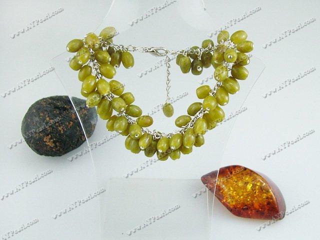 peridot bracelet :  gemstone jewelry handmade jewelry jewelry wholesale crystal jewelry
