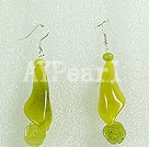 Wholesale jade earrings