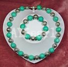 Wholesale turquoise set
