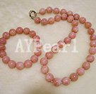 Wholesale pink stone set