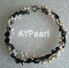 Wholesale pearl Mother of pearl necklace