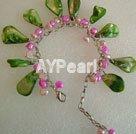 Wholesale multicolor shell pearl bracelet