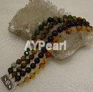 multicolor rock bracelet multicolor rock armband