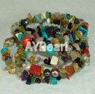 Indiska agat sten armband
