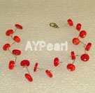 Coral jewelry :  coral gemstone wholesale costume