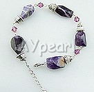 Wholesale Amethyst bracelet