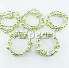 Akryl konstgjorda pärlor armband