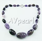 Discount Amethyst necklace