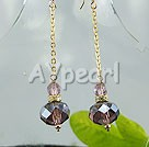 Wholesale czech crystal earrings