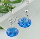 czech crystal earrings