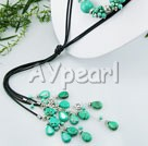 fashion turquoise necklace