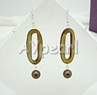Wholesale shell earrings